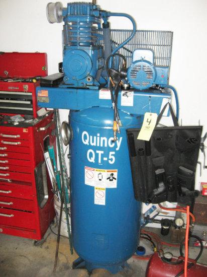 Quincy mod. OT-5 Air Compressor
