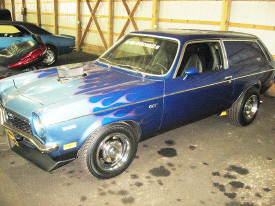 1972 Chevy Vega GT Kammback Wagon
