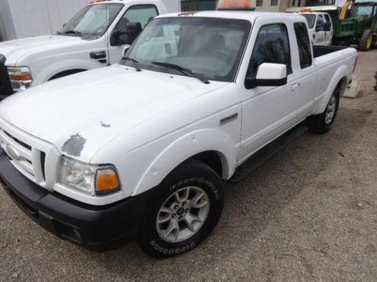#78 2007 Ford Ranger