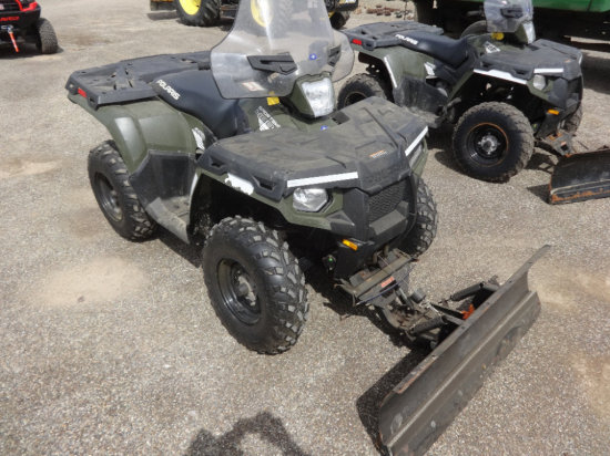 Polaris 4 wheeler