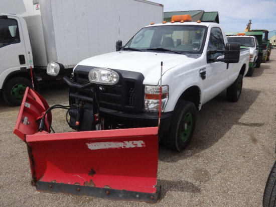 #62 2008 Ford F350