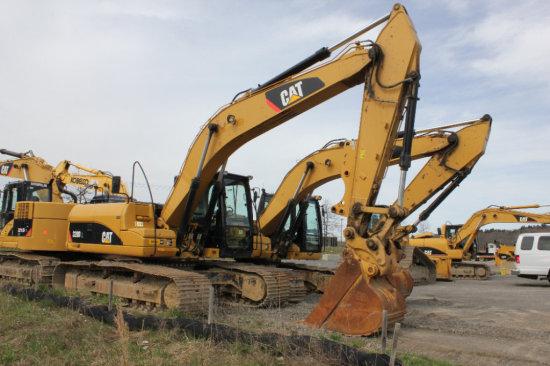 2011 CAT 320 DL Excavator