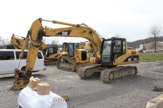 2006 CAT 315CL Excavator