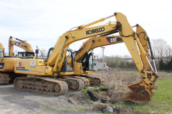 2008 Kobelco SK170LC Excavator