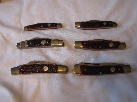 Boker UC128R, UC124R, UC127, UC121R, UC125R, UC124R w/boxes