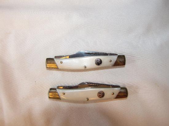 Boker Three blade knives