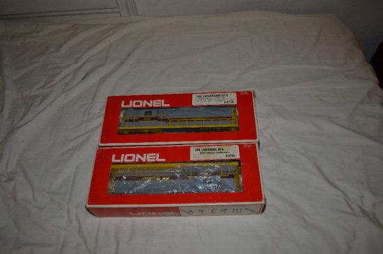 Lionel Erie & Lochawana Engine & Non Engine