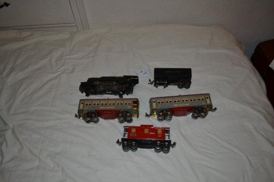 Lionel Train - 5 pc. set