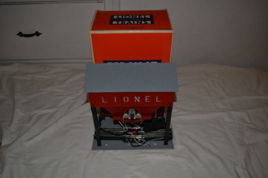 Lionel Operating Coal Station
