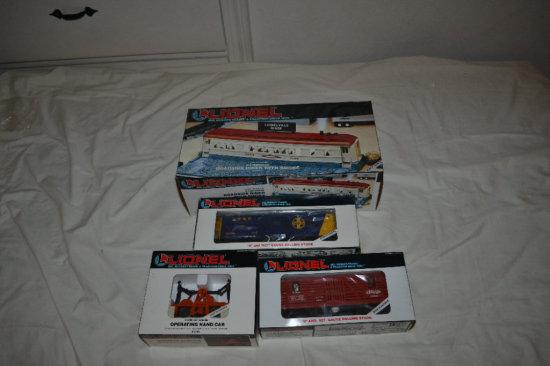 Lionel Cars