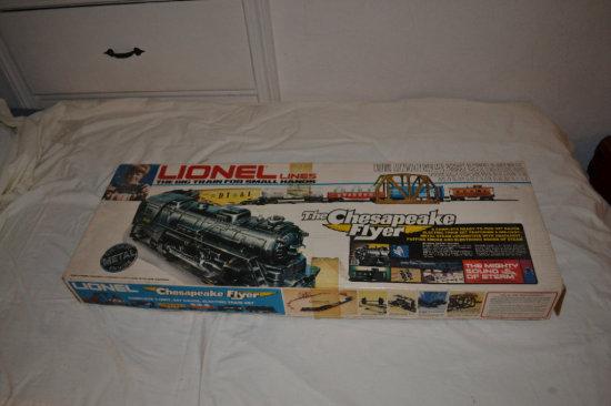 Lionel Train- The Chesapeake Flyer