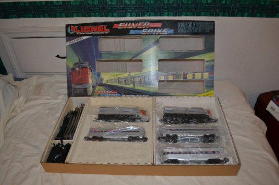 Lionel train - Silver Spike