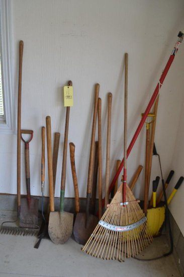 Asst. Yard Tools