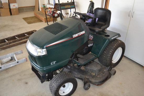 Craftsman GT Lawn Tractor