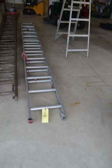 Werner Alum. Ext. Ladder