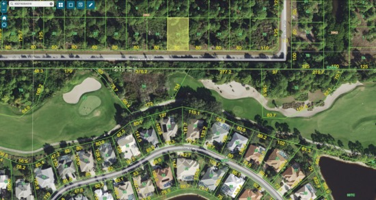 Amazing Florida Lot Directly Across from Riverwood Golf Club!