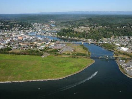 Fascinating Grays Harbor and Mighty Pacific Beaches!
