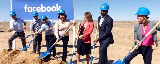 0.25 Acres near New Facebook Center in Los Lunas, NM