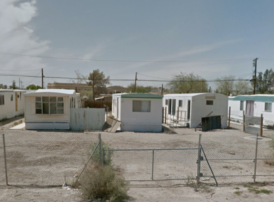 Lot with Trailer in California!