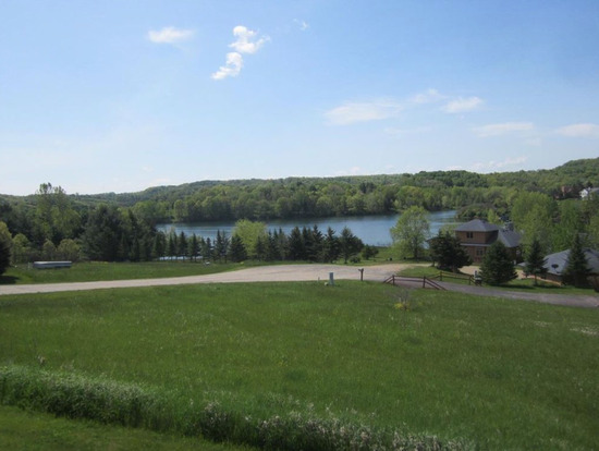 Gorgeous Waterfront Wisconsin Lot!
