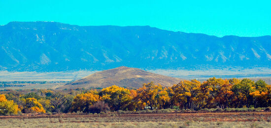 Experience Valencia County's Great Outdoors!