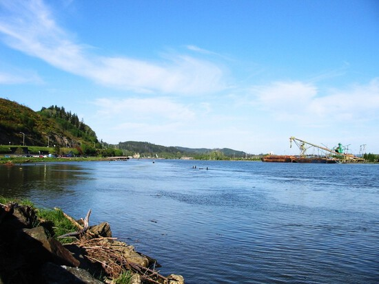 Grays Harbor Nestled Between the Mighty Pacific and a Lush Rainforest!