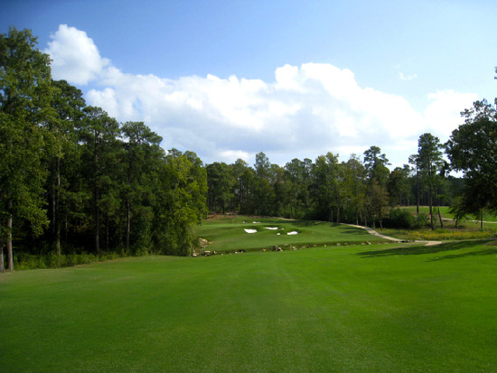 Golf Resort Near Lake Sam Rayburn, East Texas