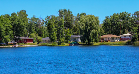 Relax on a Beautiful Lot in Tuscola County, Michigan!