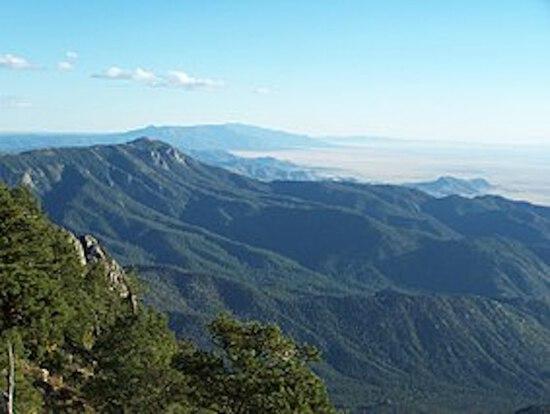 Half Acre Lot near the Manzano Mountains in Valencia County, New Mexico!