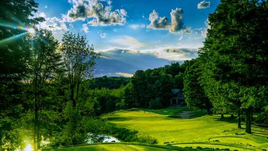 Year-Round Resort Living on the Golf Course in Northern Michigan!