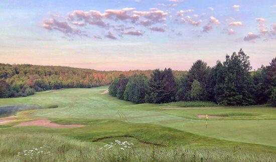 Prime Lot in Hawk's Eye Golf Resort, Michigan!