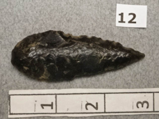 Obsidian Blade - 2 3/4 in. - Lake Co.