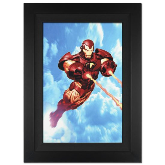 Iron Man: Iron Protocols #1 by Stan Lee - Marvel Comics