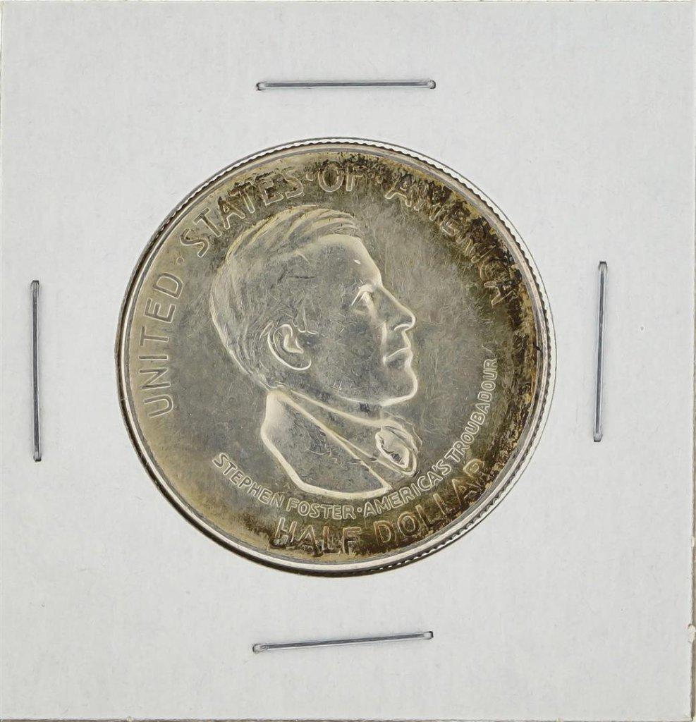 1936-D Cincinnati Music Center Commemorative Half Dollar Coin
