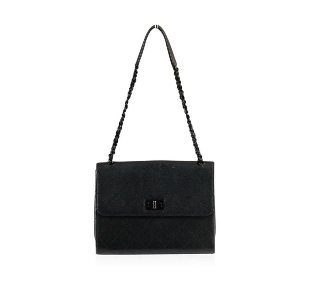 Chanel Black Mini Flap Bag