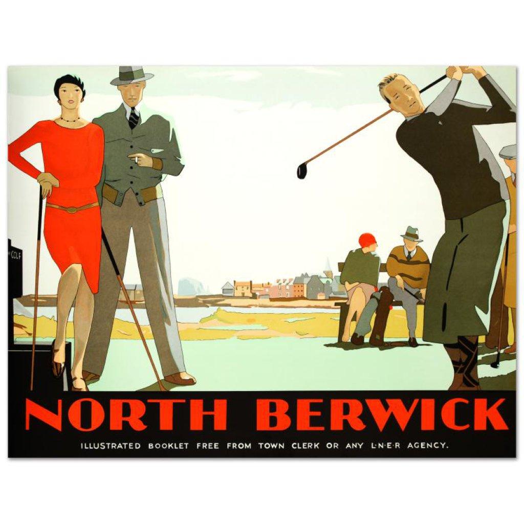North Berwick by RE Society