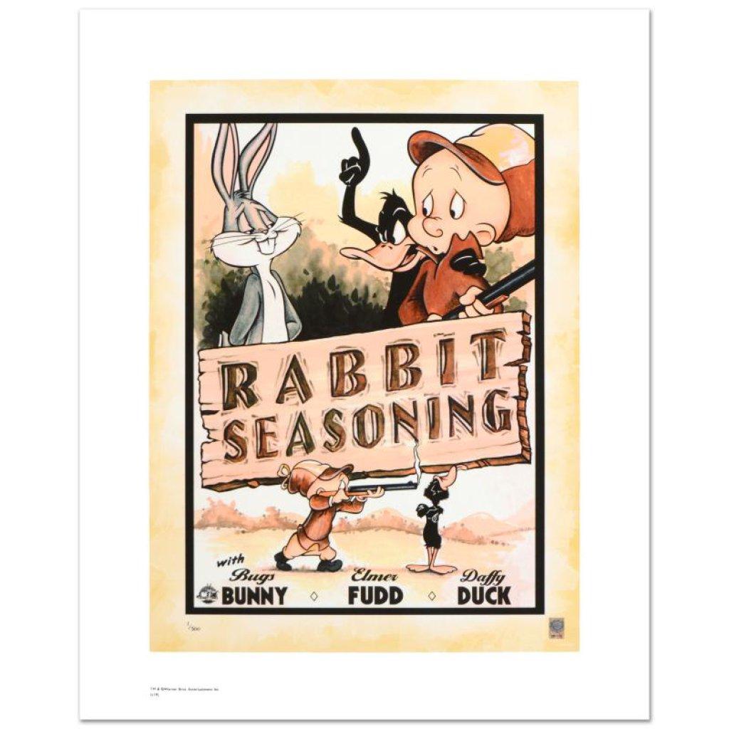 Rabbit Seasoning by Looney Tunes