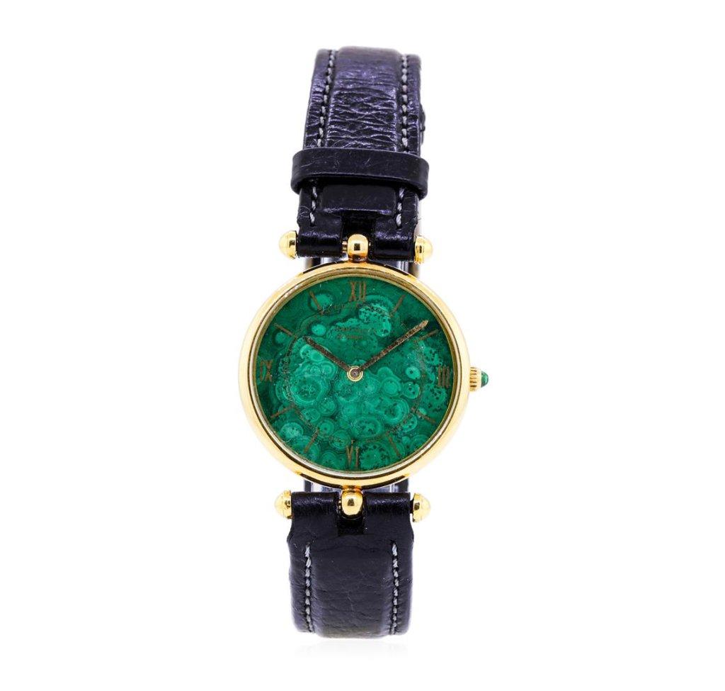 Piaget / Van Cleef and Arpels Wristwatch - 18KT Yellow Gold