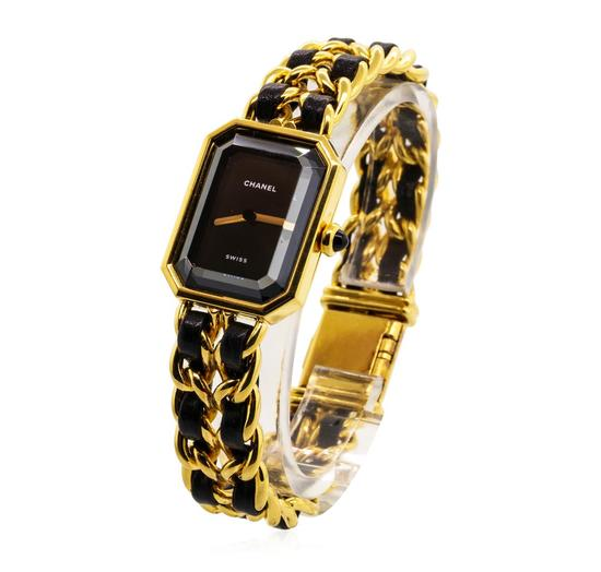 Chanel G20M Lady's Wristwatch - Gold Plated