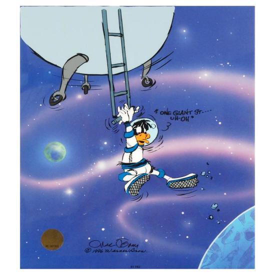 Looney Landing by Chuck Jones (1912-2002)