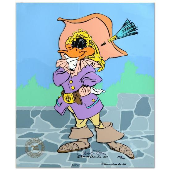 Daffy Cavalier by Chuck Jones (1912-2002)