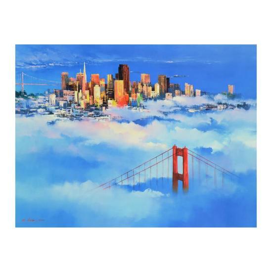 San Francisco Dreaming by Leung, H.