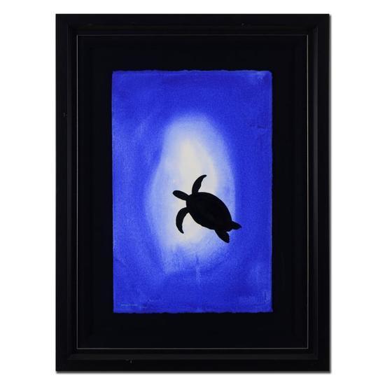 Turtle by Wyland Original