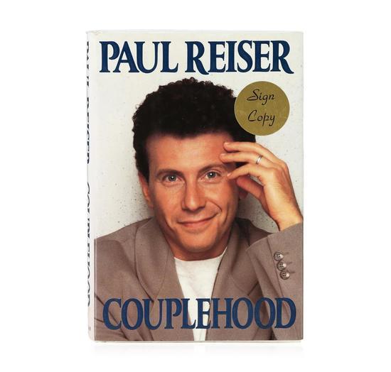 Signed Copy of Couplehood by Paul Reiser