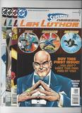 Superman's Nemisis Lex Luther Issue #1-4 by DC Comics