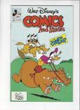 Walt Disneys Comics and Stories Issue #551 by Disney Comics