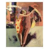 Passionate Dance by Sabzi