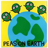 Peas on Earth by Goldman, Todd