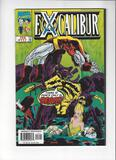 Excaliber Issue #117 by Marvel Comics
