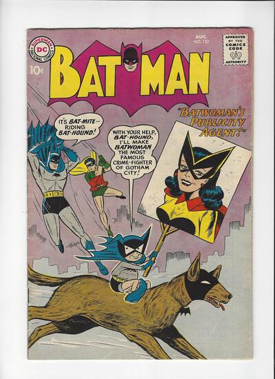 Batman Issue #133 by DC Comics